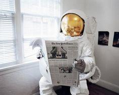 Astronaut Suicides | Fubiz™ #suicides #univers #girl #dacosta #neil #astronaut #men #fubuz #awesome