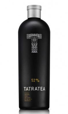 Tatratea - La boîte àthé, 1er détaillant de boîtes àthé artisanales #bottle #typography