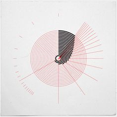 #263 Nineteen arcs (of the same length but different radii) – A new minimal geometric composition each day
