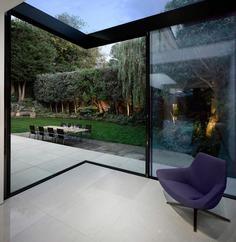 house extension, Scott Donald Architecture