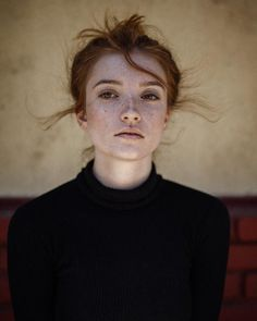 Gorgeous Female Portraits by Jesse Herzog