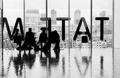 tate modern | Flickr - Photo Sharing! #tate #gallery #blackwhite #modern #photography #view