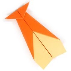 How to make a traditional squid paper airplane (http://www.origami-make.org/howto-paper-airplane.php)