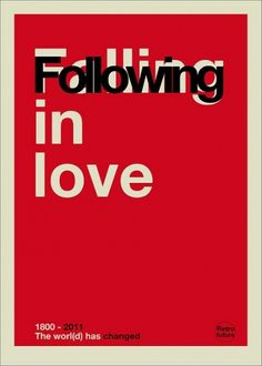 Following in love | Flickr - Photo Sharing! #swords #world #changed