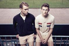 Umbro x John Smedley Capsule Collaboration 2012 | SAMUEL JING #smedley #john #1948 #olympics #umbro