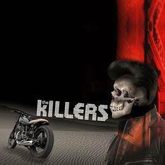 Mi propuesta alternativa para arte de The Killers / Miss Atomic Bomb