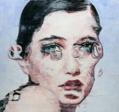 Harding Meyer | PICDIT #painting #portrait #art