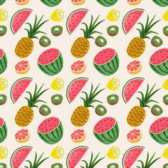 Poolga. Ruby Taylor   Tropical Fruits