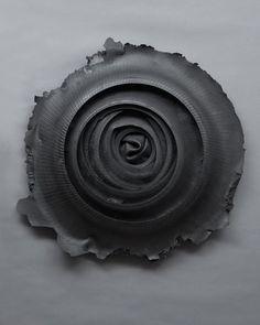 Circular Logic (Peter Hiers) - Installazione & Scultura (Celeste Prize 2011) - Opera - Premio Celeste #photo #rubber #gray