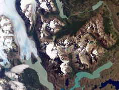 The Torres del Paine National Park - NASA #nasa #photography