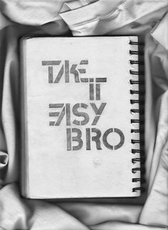 typography sketched #illustration #type #notebook #sketch #pencil #drawing #tpography