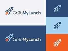 GoToMyLunch Logo - Kevin Burr