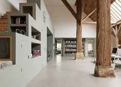 convoy #interior #wood #architecture #studio