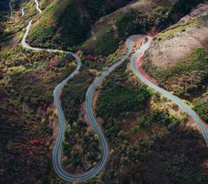 Stunning Drone Photography by David Waugh