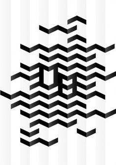 Tumblr #folds #geometry #shapes #bars #planes