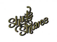 Shirts & Shaves - Ben Sherman #sherman #shaves #barber #illustration #type #ben #shirts #typography
