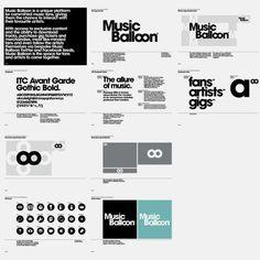 Avant Garde Credits: http://typedeck.com/avant-garde/ #garde #avant #typography