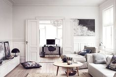 Danish Elegance #interieur