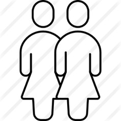 See more icon inspiration related to love and romance, humanpictos, lesbian, homosexual, romance, couple, love and people on Flaticon.