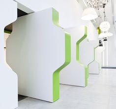 Atrium by Studio RHE #walls #rotating