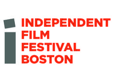Independent Film Festival Boston Daran Brossard Creative Co. / DBCCo. #logo #branding #typeface #alphabet #film #lettering #font #dimension