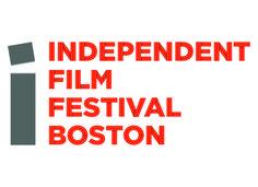 Independent Film Festival Boston Daran Brossard Creative Co. / DBCCo. #logo #branding #typeface #alphabet #film #lettering #font #dimension