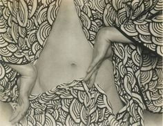 Billy Justema in Man's Summer Kimono, 1923