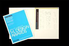 T+L Design Awards Ad Kit #invite