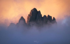 Fabulous Mountainscapes of The Dolomites by Nicola Pirondini