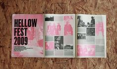 Hellow | Manifiesto Futura / Bench.li #print #magazine