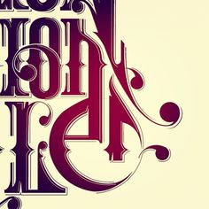 Ben Johnston #calligraphy #type #illustration #lettering