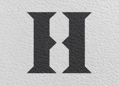 Monogram #kjg