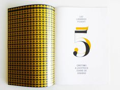Diane de Selliers on Editorial Design Served #page #full #pattern