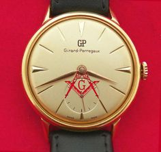 Vintage Golden Dial Watch #analog #dial #mechanical #piece #time #watches