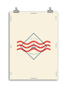 The Design Blog #americans #poster #native