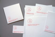 Hyperkit #stationary #print #design #identity #hyperkit #type #typography