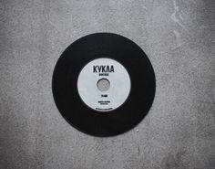 KUKLA disc #kukla #packaging #onga #design #odessa #boutique #handmade #vintage #music #ukraine #cd