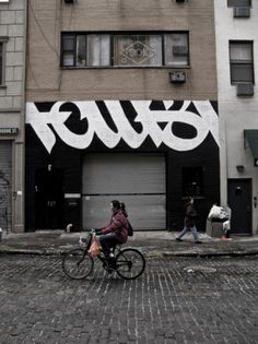 Typeverything.com - Faust. - Typeverything #graffiti #signage #lettering