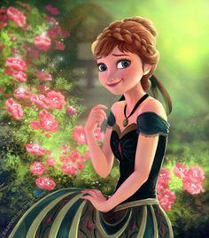 Fantasy Character Designs by Rika Mello
