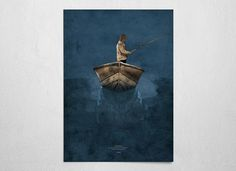 FISHERMAN #wall #art