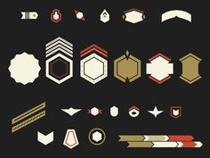 Badges #icon #badge #parts