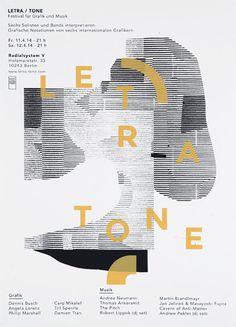 Damien Tran: Letratone