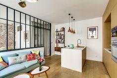 36 Square-Meters Apartment
