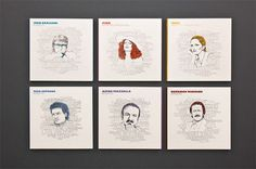 "Carosello Records ""RITRATTO""Box - The Dieline: The World's #1 Package Design Website -"