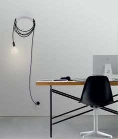 Zoë Ikin » Media + Blog #zoe #lamp #ikin #workingspace #office #architecture