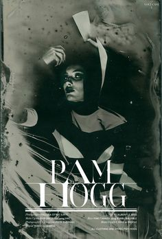 Pam Hogg #hogg #photography #fashion #voltcafe #pam