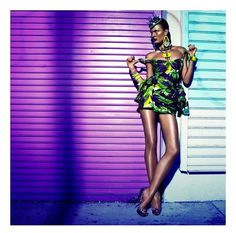High gloss flamboyant « Chicquero #fashion #photography
