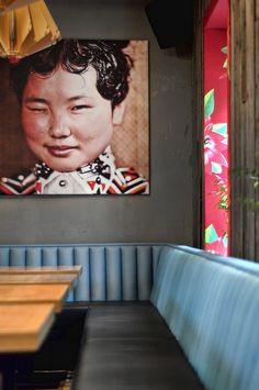 Hot Walk Cafe by ALLARTSDESIGN 6