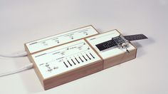 Well-Sequenced Synthesizer by Luisa Pereira
