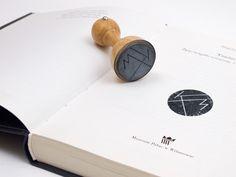 Ex libris | gift sets on Behance ex libris, stamp, logo, book